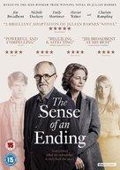 The Sense of an Ending - British DVD movie cover (xs thumbnail)