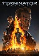 Terminator Genisys - British Movie Cover (xs thumbnail)