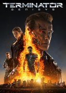 Terminator Genisys - British Movie Cover (xs thumbnail)