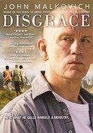 Disgrace - DVD cover (xs thumbnail)