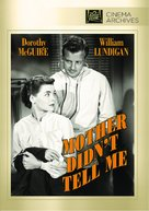 Mother Didn't Tell Me - DVD cover (xs thumbnail)