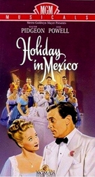 Holiday in Mexico - VHS cover (xs thumbnail)