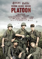 Platoon - French Re-release movie poster (xs thumbnail)