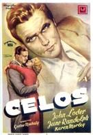 Jealousy - Spanish Movie Poster (xs thumbnail)
