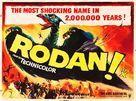 Sora no daikaijû Radon - British Movie Poster (xs thumbnail)