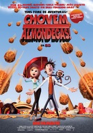 Cloudy with a Chance of Meatballs - Portuguese Movie Poster (xs thumbnail)