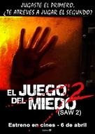 Saw II - Chilean Movie Poster (xs thumbnail)