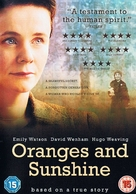 Oranges and Sunshine - British DVD cover (xs thumbnail)