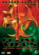 Flying Virus - German DVD cover (xs thumbnail)