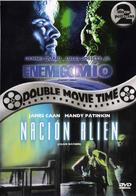 Enemy Mine - Argentinian DVD cover (xs thumbnail)