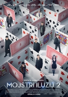 Now You See Me 2 - Slovenian Movie Poster (xs thumbnail)