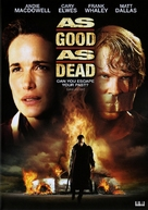 As Good as Dead - Canadian Movie Cover (xs thumbnail)