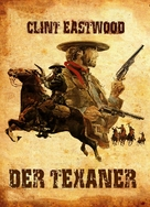 The Outlaw Josey Wales - German Movie Cover (xs thumbnail)