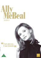 """Ally McBeal"" - Danish DVD movie cover (xs thumbnail)"