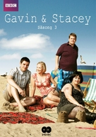 """Gavin & Stacey"" - Swedish DVD movie cover (xs thumbnail)"