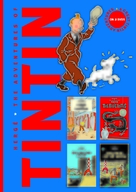 """Les aventures de Tintin"" - British Movie Cover (xs thumbnail)"