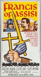Francis of Assisi - Movie Poster (xs thumbnail)