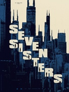 Seven Sisters - French Movie Poster (xs thumbnail)