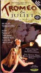 Tromeo and Juliet - VHS movie cover (xs thumbnail)