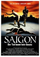Saigon - German Movie Poster (xs thumbnail)