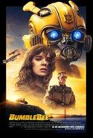 Bumblebee - Brazilian Movie Poster (xs thumbnail)