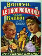 Le trou normand - Belgian Movie Poster (xs thumbnail)