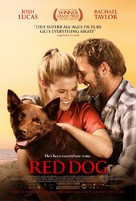 Red Dog - Swedish Movie Poster (xs thumbnail)