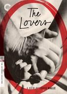 Les amants - DVD cover (xs thumbnail)