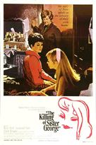 The Killing of Sister George - Australian Movie Poster (xs thumbnail)