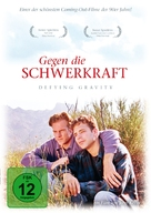 Defying Gravity - German DVD cover (xs thumbnail)