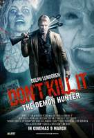 Don't Kill It - Malaysian Movie Poster (xs thumbnail)