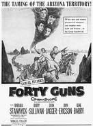 Forty Guns - poster (xs thumbnail)