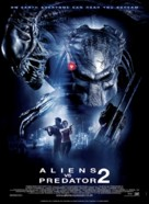 AVPR: Aliens vs Predator - Requiem - Danish Movie Poster (xs thumbnail)