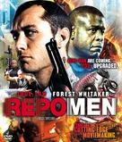 Repo Men - Singaporean DVD cover (xs thumbnail)