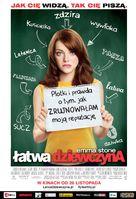 Easy A - Polish Movie Poster (xs thumbnail)