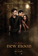 The Twilight Saga: New Moon - Singaporean Movie Poster (xs thumbnail)