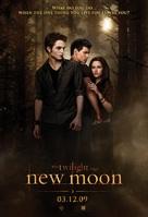 The Twilight Saga: New Moon - Singaporean Movie Poster (xs thumbnail)