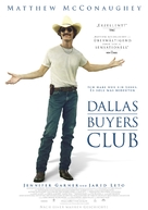 Dallas Buyers Club - German Movie Poster (xs thumbnail)