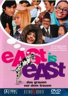 East Is East - German Movie Cover (xs thumbnail)