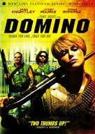 Domino - DVD movie cover (xs thumbnail)