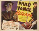 Philo Vance Returns - Movie Poster (xs thumbnail)