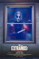 The Strangers: Prey at Night - Argentinian Movie Poster (xs thumbnail)