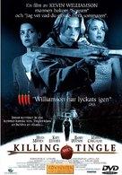 Teaching Mrs. Tingle - Swedish DVD cover (xs thumbnail)
