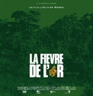 La fièvre de l'or - French Movie Poster (xs thumbnail)