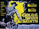 Gold of the Seven Saints - British Movie Poster (xs thumbnail)