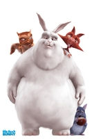 Big Buck Bunny - Dutch Movie Poster (xs thumbnail)