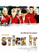 Stick It - French Movie Poster (xs thumbnail)