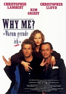 Why Me? - German Movie Poster (xs thumbnail)