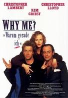 Why Me? - German Movie Poster (xs thumbnail)