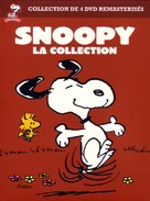 Snoopy Come Home - French DVD cover (xs thumbnail)